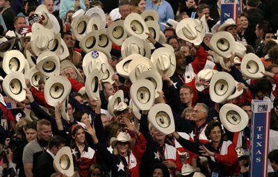 Delegados de Texas