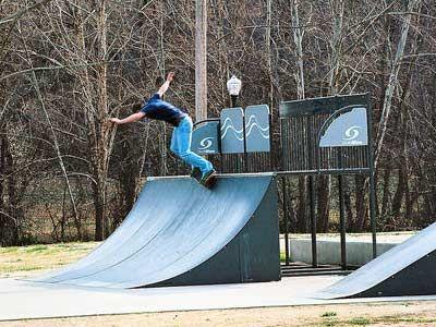 Cómo Skateboarding Obras