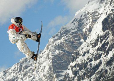 Fotografía - Cómo funciona el snowboard