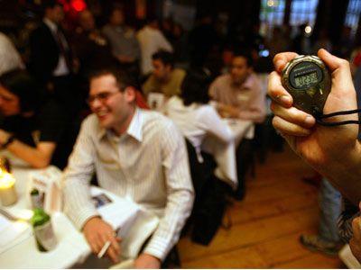 Fotografía - Cómo funciona el speed dating