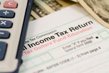 Fotografía - Cómo impuestos estatales trabajan