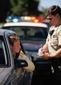 multa de tráfico policía estatal