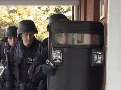 Fotografía - Cómo swat equipos trabajan