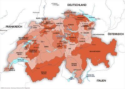 ¿Cómo cuentas bancarias suizas Trabajo