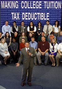 Fotografía - ¿Cómo funcionan las deducciones fiscales