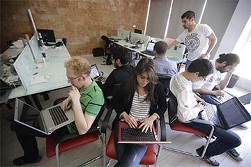 Fotografía - Cómo tech startup aceleradores de trabajo