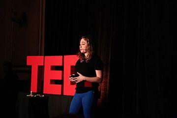 Fotografía - Cómo TED Talks trabajo