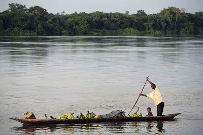 Fotografía - Cómo funciona el río Congo