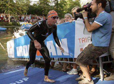 Christof Wandratsch deja el agua