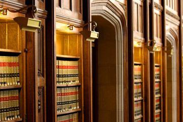 biblioteca de la facultad de derecho