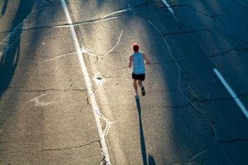 Fotografía - ¿Cómo funciona la raza humana Nike +