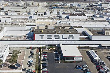Fábrica de Tesla California