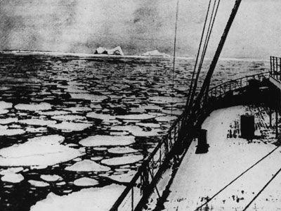 territorio del iceberg