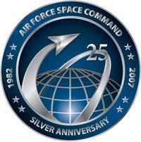 Logo espacio EE.UU..