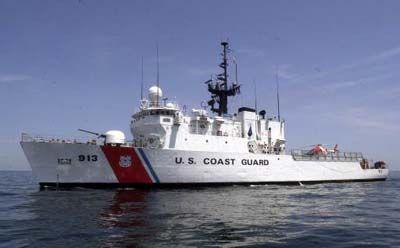 La Guardia Costera de Estados Unidos Cortador Mohawk