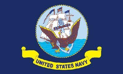 Bandera de la marina de guerra