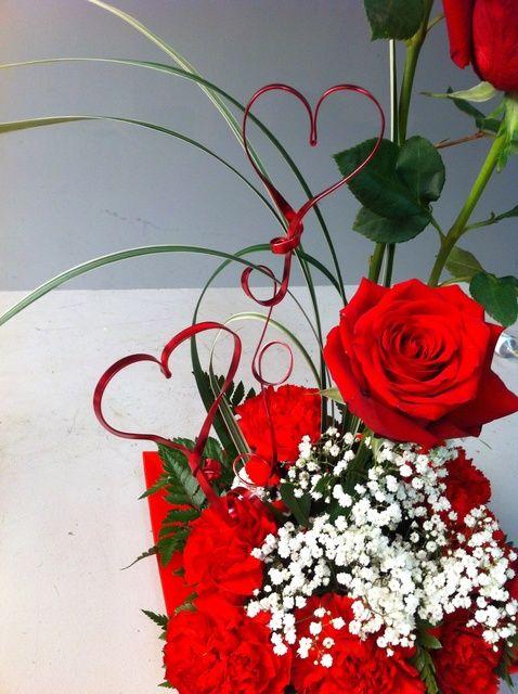 Cómo agregar Amor extra a tu Valentín's Day Arrangement