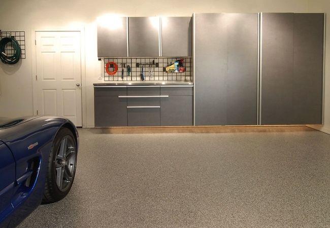 Fotografía - Cómo: Aplicar pintura epoxi piso