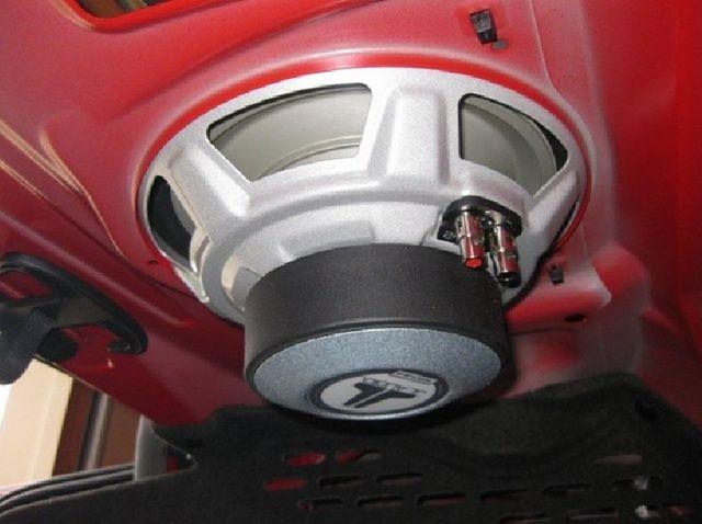 Fotografía - Cómo Audi actualización A4 / A5 Bang & Olufsen Subwoofer