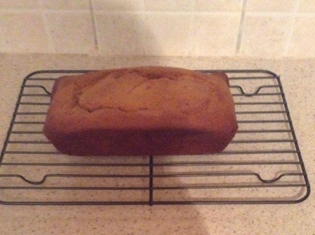 Cómo cocer al horno una receta de pastel de plátano