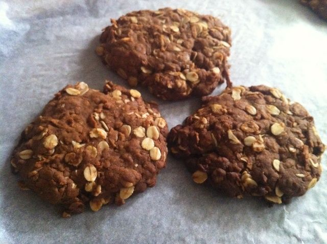 Cómo cocer al horno una receta fácil Anzac Cookies