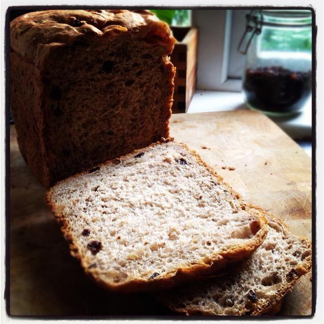 Disfrute con las porciones de mantequilla. Echa un vistazo a mi blog para más en recetas. instakitchen.blogspot.com o google instakitchen el blog
