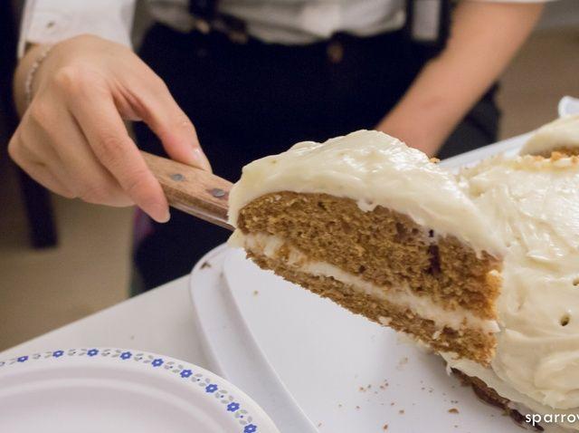 Cómo cocer al horno Receta de la torta de zanahoria