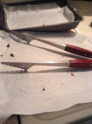 Colocar en bandejas para hornear. Hornear durante 10-12 minutos. Imagen tomada después de que al horno las galletas ... Oi.)