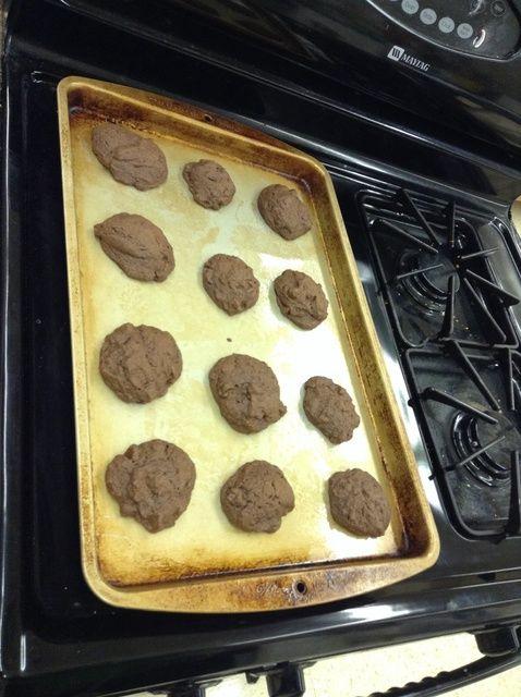 Cómo cocer al horno Chocolate Chocolate Chip Cookies Receta