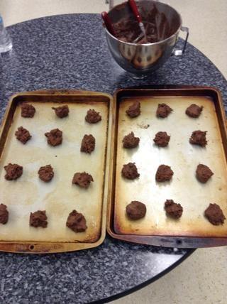 Cuando haya terminado, poner en el horno.