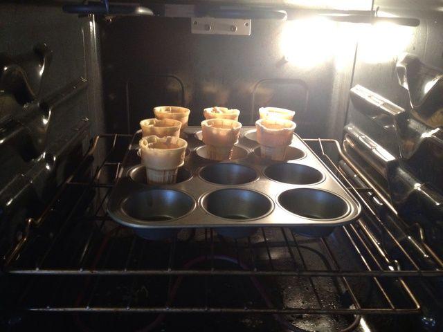 Coloque en el horno y cocine siguientes direcciones magdalena / mollete.