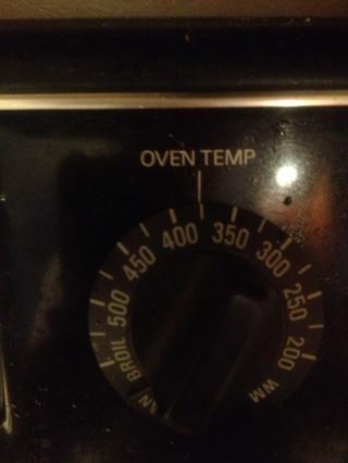 Para iniciar Precaliente el horno a 375 grados Fahrenheit.