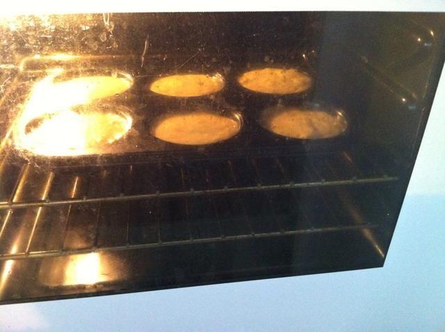 Coloque en el horno precalentado durante 25 minutos.