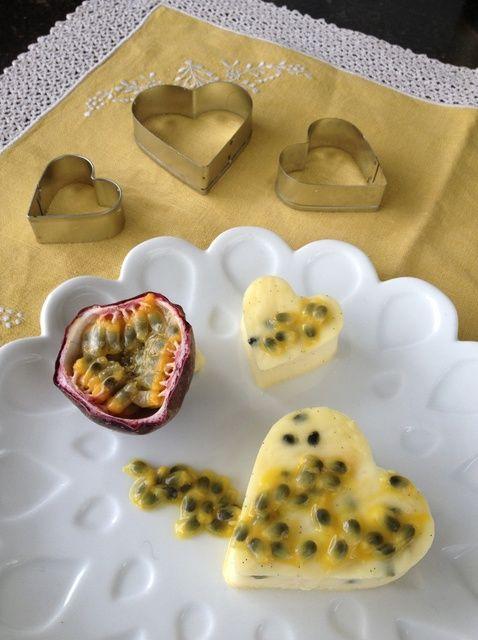 Cómo cocer al horno pasión Corazones de frutas (sin gluten) Receta