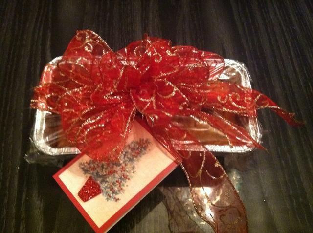Esto hace un bonito regalo o incluso un regalo a tomar para la Nochebuena o Navidad tertulias =)