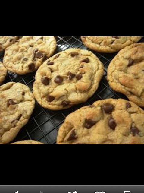 Cómo cocer al horno galletas de chocolate simples ?????? Receta