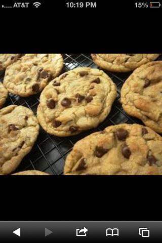 Deje enfriar las galletas en una rejilla de alambre.