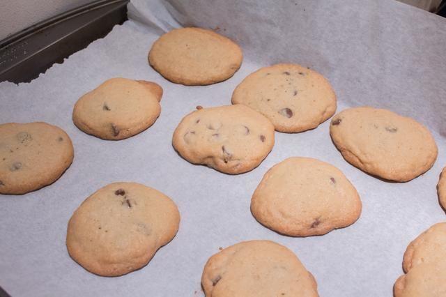 Más tiros del encanto de lo que las cookies se verá así.