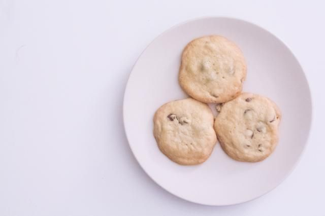 La receta completa: http://annezca.blogspot.ca/2014/12/soft-chew-chocolate-chip-cookies.html