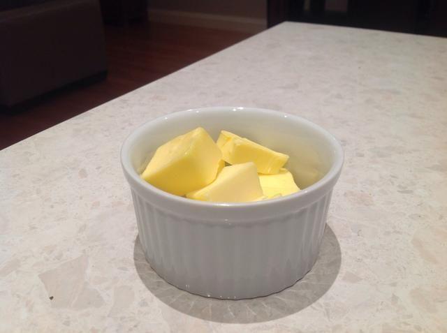 Ablande la mantequilla