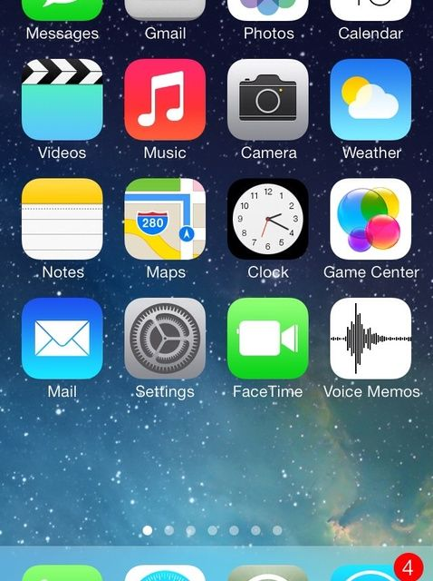 Cómo bloquear un contacto en iOS 7