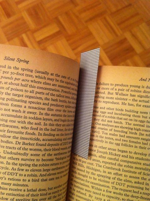 Cómo Bookmark in Style