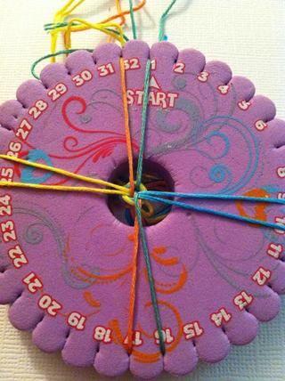Comience por mover la cadena de la derecha de arriba hacia abajo y la parte inferior izquierda de cadena hacia arriba. En este caso de la ranura 2 a la ranura 16 y 18 a la ranura 32.
