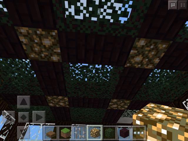 Terminar el techo y añadir algunas luces para evitar que los monstruos de desove y arruinar su baño!