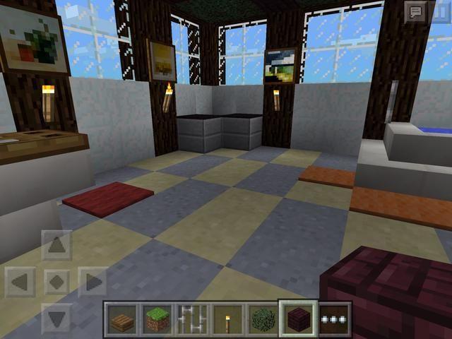 Antorchas para hacer una luz de ambiente agradable y la habitación es completa!