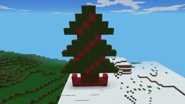 El árbol se hace ahora, pero lo que falta ....