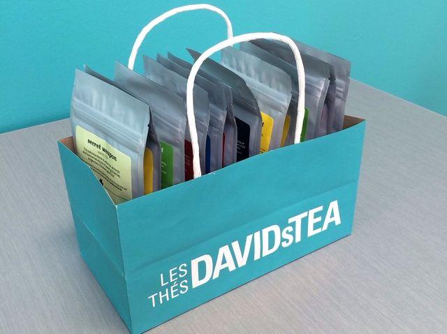 Cómo construir un soporte para el Tea Collection