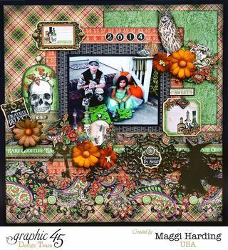 Agregar los trozos de aglomerado como se desee, arriba a la izquierda, a la derecha de la foto y la izquierda de la bóveda del cráneo. Embellecer el corte frontera con pequeños trozos de aglomerado redondas como se muestra en la parte inferior. Añadir flores.