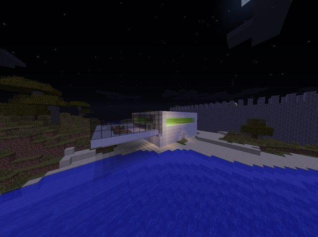 Cómo construir una casa moderna en Minecraft
