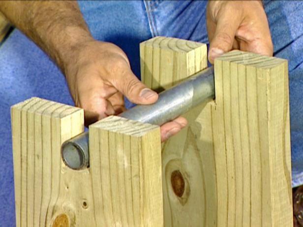 Fotografía - ¿Cómo construir un balancín